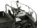 Weise-Toys 2026 - Unimog 406 (U84) Bundeswehr Flecktarn Kabine hinten rechts