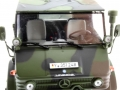 Weise-Toys 2026 - Unimog 406 (U84) Bundeswehr Flecktarn Kabine vorne