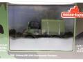 Weise-Toys 2026 - Unimog 406 (U84) Bundeswehr Flecktarn Karton vorne