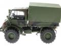 Weise-Toys 2026 - Unimog 406 (U84) Bundeswehr Flecktarn links