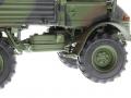 Weise-Toys 2026 - Unimog 406 (U84) Bundeswehr Flecktarn Reifen