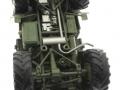 Weise-Toys 2026 - Unimog 406 (U84) Bundeswehr Flecktarn unten hinten