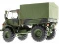 Weise-Toys 2026 - Unimog 406 (U84) Bundeswehr Flecktarn unten links