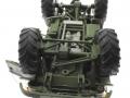 Weise-Toys 2026 - Unimog 406 (U84) Bundeswehr Flecktarn unten vorne