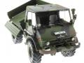 Weise-Toys 2026 - Unimog 406 (U84) Bundeswehr Flecktarn Ladefläche gekippt