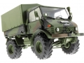Weise-Toys 2026 - Unimog 406 (U84) Bundeswehr Flecktarn unten vorne rechts