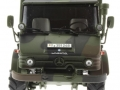 Weise-Toys 2026 - Unimog 406 (U84) Bundeswehr Flecktarn vorne