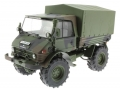 Weise-Toys 2026 - Unimog 406 (U84) Bundeswehr Flecktarn vorne links