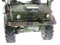 Weise-Toys 2026 - Unimog 406 (U84) Bundeswehr Flecktarn vorne links unten