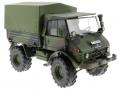 Weise-Toys 2026 - Unimog 406 (U84) Bundeswehr Flecktarn vorne rechts