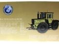 Weise-Toys 2030 - MB trac 1300 turbo Stotz - Traktorado 2014 Karton hinten