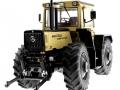 Weise-Toys 2030 - MB trac 1300 turbo Stotz - Traktorado 2014 unten vorne links