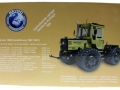 weise-toys 2033 - Traktorado 2015 MB trac 1000 Stotz Handewitt mit ZwillingsreifenKarton hinten