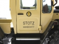 weise-toys 2033 - Traktorado 2015 MB trac 1000 Stotz Handewitt mit Zwillingsreifen Logo