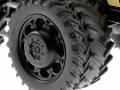 weise-toys 2033 - Traktorado 2015 MB trac 1000 Stotz Handewitt mit Zwillingsreifen Reifen