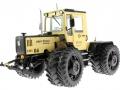 weise-toys 2033 - Traktorado 2015 MB trac 1000 Stotz Handewitt mit Zwillingsreifen unten vorne links