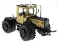 weise-toys 2033 - Traktorado 2015 MB trac 1000 Stotz Handewitt mit Zwillingsreifen vorne rechts