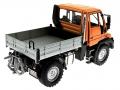 Welly 32380F-2GA - Mercedes Benz Unimog U400 Orange hinten rechts