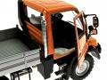 Welly 32380F-2GA - Mercedes Benz Unimog U400 Orange Tür