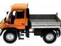 Welly 32380F-2GA - Mercedes Benz Unimog U400 Orange