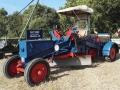 Sierhagen 2016 - Bundesentscheid Pflügen - Alter Bau-Traktor