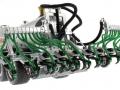 Wiking 077338 - Fliegl Vakuumfasswagen mit Güllegrubber Grubber