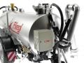 Wiking 077338 - Fliegl Vakuumfasswagen mit Güllegrubber Schaltkasten