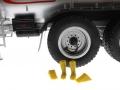 Wiking 077338 - Fliegl Vakuumfasswagen mit Güllegrubber Stiefel