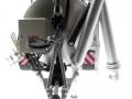 Wiking 077338 - Fliegl Vakuumfasswagen mit Güllegrubber vorne