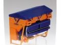 Wiking 077389 - Traktorstreuer Schmidt Traxos FS 12 Karton vorne
