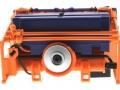 Wiking 077389 - Traktorstreuer Schmidt Traxos FS 12 unten