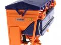 Wiking 077389 - Traktorstreuer Schmidt Traxos FS 12