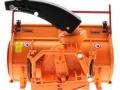 Wiking 077390 - Anbau-Frässchleuder Schmidt FS 105-265 hinten