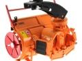 Wiking 077390 - Anbau-Frässchleuder Schmidt FS 105-265 hinten links
