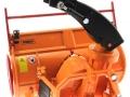 Wiking 077390 - Anbau-Frässchleuder Schmidt FS 105-265 hinten nah