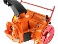 Wiking 077390 - Anbau-Frässchleuder Schmidt FS 105-265 hinten rechts
