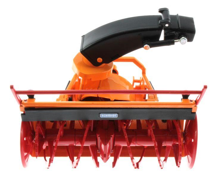 Wiking 077390 - Anbau-Frässchleuder Schmidt FS 105-265 oben vorne