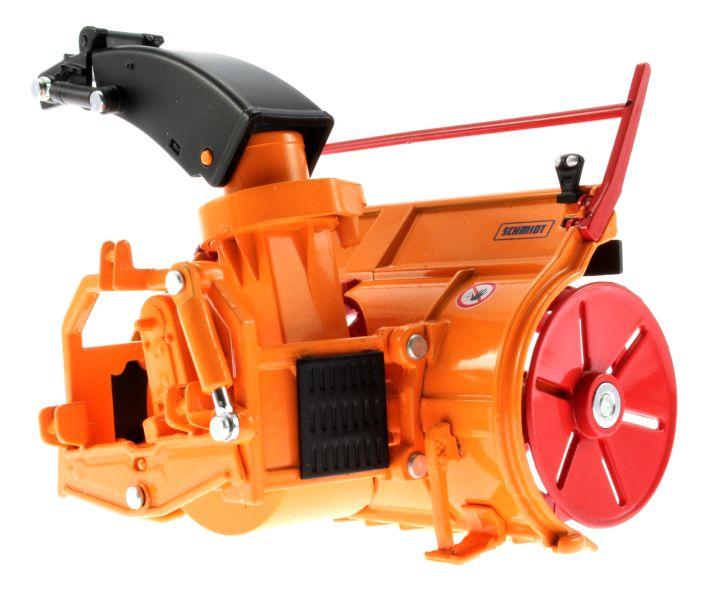 Wiking 077390 - Anbau-Frässchleuder Schmidt FS 105-265 unten hinten rechts