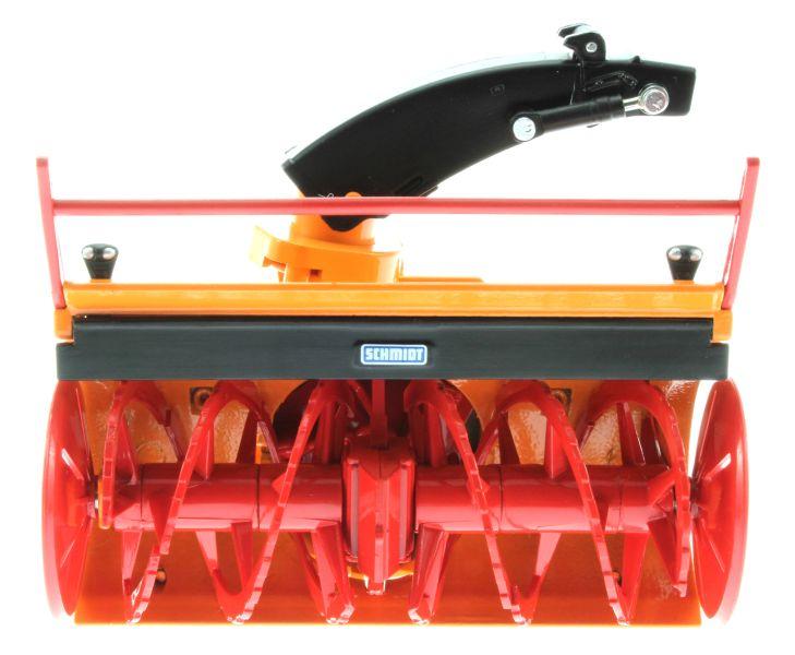 Wiking 077390 - Anbau-Frässchleuder Schmidt FS 105-265 vorne