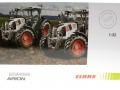 Wiking 123456 - Claas Arion 123456 weiß Ländertour Agritechnica 2015 Karton vorne