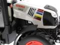 Wiking 123456 - Claas Arion 123456 weiß Ländertour Agritechnica 2015 Logo rechts