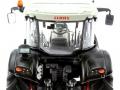 Wiking 123456 - Claas Arion 123456 weiß Ländertour Agritechnica 2015 oben hinten
