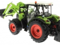 Wiking 1709570 - Claas Arion 450 mit FL 120 Limited Edition hinten links