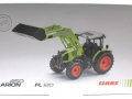 Wiking 1709570 - Claas Arion 450 mit FL 120 Limited Edition Karton vorne