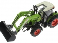 Wiking 1709570 - Claas Arion 450 mit FL 120 Limited Edition oben vorne links