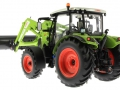 Wiking 1709570 - Claas Arion 450 mit FL 120 Limited Edition unten hinten links