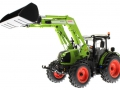 Wiking 1709570 - Claas Arion 450 mit FL 120 Limited Edition unten vorne links Frontlader