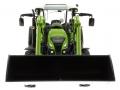 Wiking 1709570 - Claas Arion 450 mit FL 120 Limited Edition vorne
