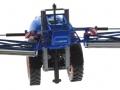Wiking 1805026 - Lemken Pflanzenschutzspritze Vega 12 Blue Means Sprayer oben