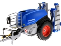 Wiking 1805026 - Lemken Pflanzenschutzspritze Vega 12 Blue Means vorne links